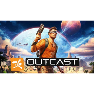Outcast - Second Contact STEAM CD-KEY humblebundle GIFT & (fast delivery)