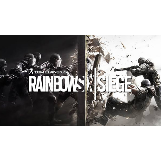 Tom Clancy's Rainbow Six Siege STEAM GIFT Global (fast delivery)