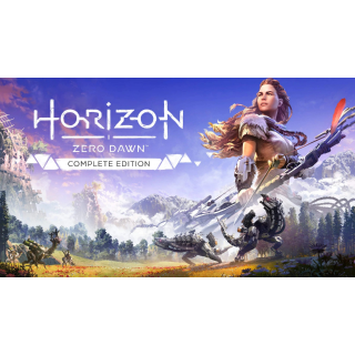 Horizon Zero Dawn Complete Edition GAME CD-KEY STEAM Global (fast delivery)