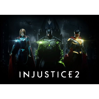 Injustice 2 GAME CD-KEY STEAM Global (fast delivery)