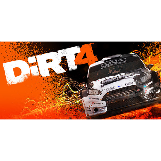 DiRT 4 STEAM CD-KEY humblebundle GIFT & (fast delivery)