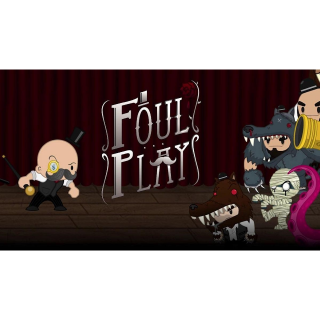Foul Play STEAM CD-KEY Global & (fast delivery)