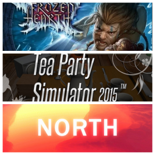 Frozen Hearth + Tea Party Simulator + NORTH CD-KEY STEAM Global (fast delivery)