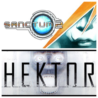 Sanctum 2 + Hektor GAME CD-KEY STEAM Global (fast delivery)