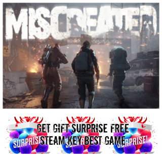 Miscreated GAME CD-KEY STEAM Global + Free Gift Surprise (fast delivery)