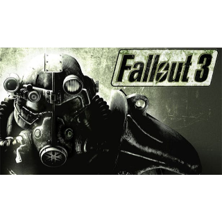 Fallout 3 GAME CD-KEY STEAM Global (fast delivery)