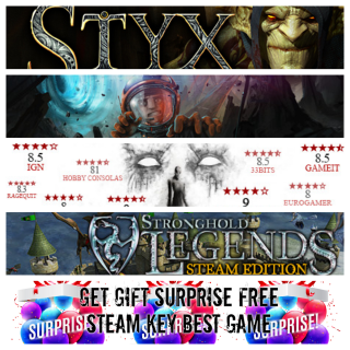 4 STEAM CD-KEY PREMIUM GAME Global + Free Gift Surprise (fast delivery)