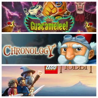 Guacamelee! Super Turbo + Chronology + LEGO® The Hobbit GAME CD-KEY STEAM  Global (fast delivery)