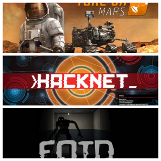 Take on Mars + Hacknet - Deluxe Edition + Old School FOTD GAME CD-KEY STEAM  Global (fast delivery)