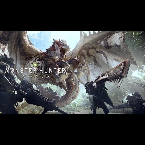 Monster Hunter World Deluxe Edition Steam Games