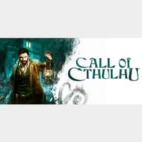 Call of Cthulhu® Steam Key Global (Instant Delivery)