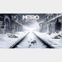 Metro Exodus EPIC Game Store Key  (Instant Delivery)