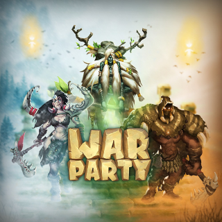WARPARTY PS4  NA ONLY INSTANT