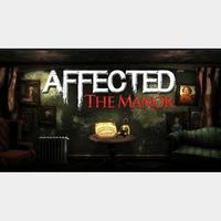 AFFECTED - The Manor Oculus Key. (Instant Delivery)