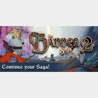 The Banner Saga & The Banner Saga 2 Steam Key (Instant Delivery)
