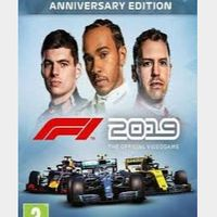 F1 2019 Anniversary Edition Steam (Instant Delivery)