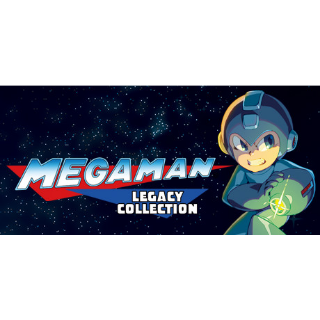 Mega Man Legacy Collection Instant Delivery