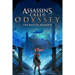 The Fate of Atlantis DLC for Assassin's Creed Odyssey PS4 Playstation 4 Sony