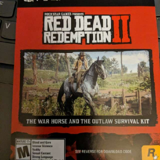 Red Dead Redemption 2 Preorder Bonus PS4 DLC