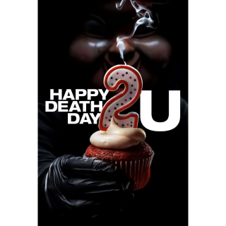 Happy Death Day 2U HD movie moviesanywhere instant delivery