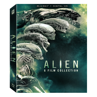Alien 6 film collection walmart instawatch vudu HDX instant auto delivery
