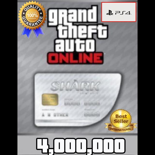 GTA V Money PS4 GTA Online $4 000 000 (READ