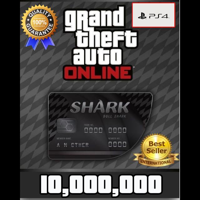 GTA V Money PS4 GTA Online $10 000 000 (READ DESCRIPTION