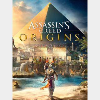 Assassin's Creed: Origins (Uplay) (Europe)