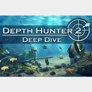Depth Hunter 2: Deep Dive Steam Key GLOBAL