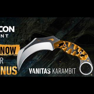 Tom Clancy's Ghost Recon Breakpoint Vanitas Karambit DLC / XBOX ONE/ PC INSTANT DELIVERY!