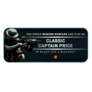 Captain Price DLC Black Ops 4 (PS4/Xbox One/PC) Region Free!