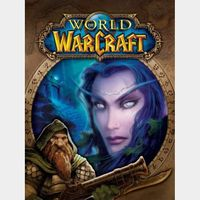 World of Warcraft Game Time 30 Days (EU)