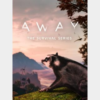 AWAY: The Survival Series - PS4 EUROPE! BEST PRICE!