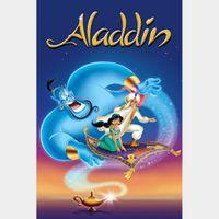 Aladdin | itunes 4K ---> MA 4K