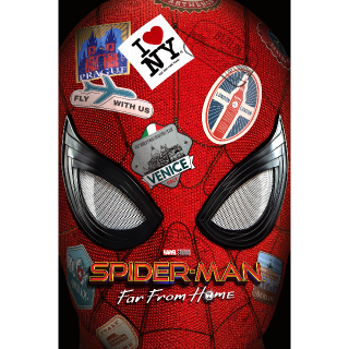 Spider-Man: Far from Home | Redeem instruction in the discription