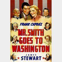 Mr. Smith Goes to Washington | 4K UHD/MA