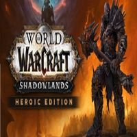 EU World of Warcraft Shadowlands Heroic Edition
