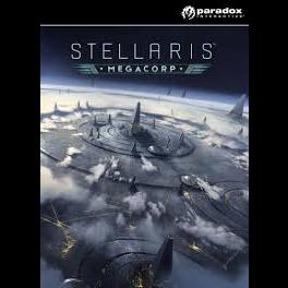 Stellaris: MegaCorp DLC