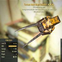 Weapon | Furious SS 90wr Gantlet