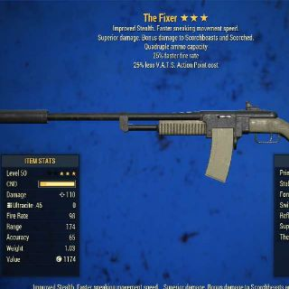 Weapon | Q2525 The Fixer