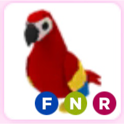 Pet Adopt Me Neon Parrot In Game Items Gameflip