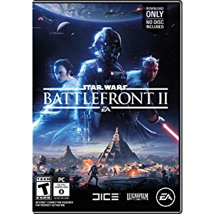 Star Wars Battlefront II 2017 Origin Key (instant)