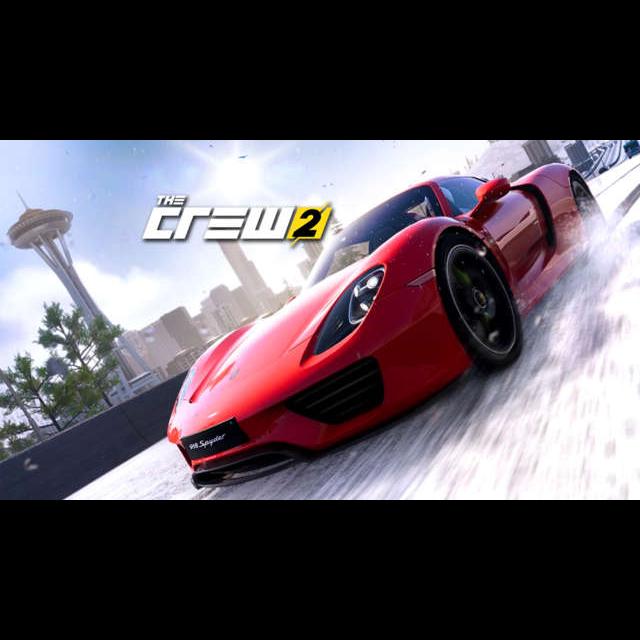 The crew 2 - UPlay Games - Gameflip