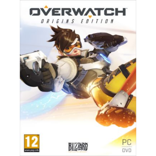 [PC] Overwatch Origins Edition
