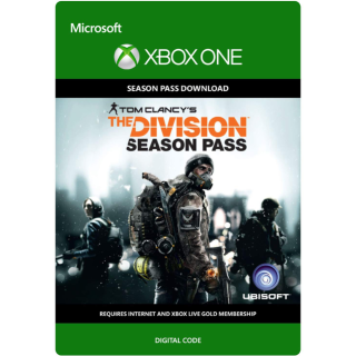 Tom Clancy's The Division Season Pass (Immediate Delivery) for XBOX One