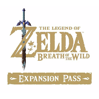 The Legend of Zelda Breath of the Wild Expansion Pass (Immediate Delivery) for Nintendo Switch