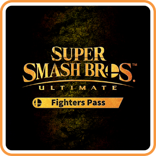 Super Smash Bros Ultimate Fighters Pass (Immediate Delivery) for Nintendo Switch