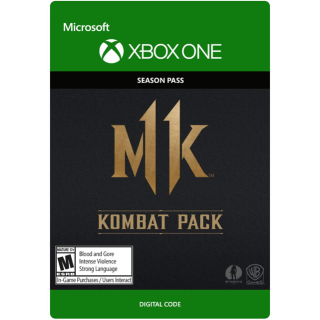 Mortal Kombat 11 Kombat Pack (Immediate Delivery) for XBOX One