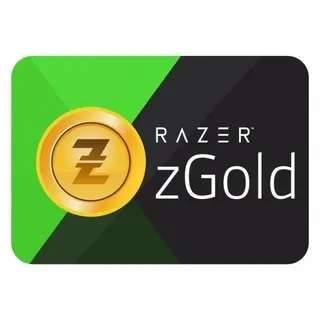 $10 Razer Gold - Global [ 𝑰𝑵𝑺𝑻𝑨𝑵𝑻 𝑫𝑬𝑳𝑰𝑽𝑬𝑹𝒀 ]