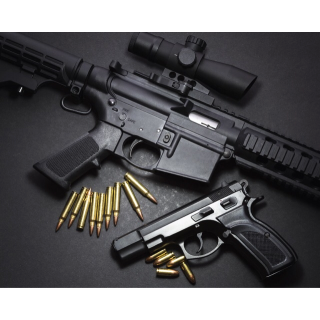 Weapons   70 of the best guns